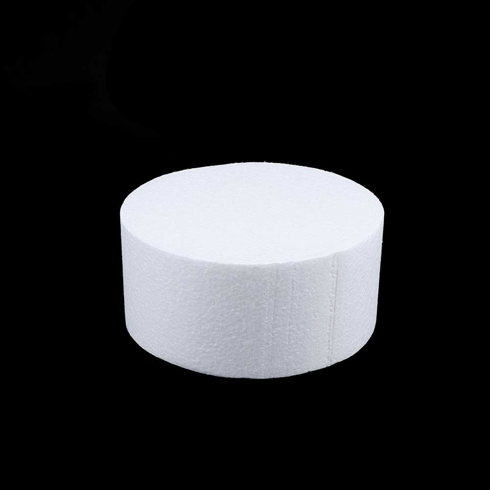 Kitchen Accessories Cake Dummy Modelling Sugar craft Party DIY Model Cake Round Foam Mould