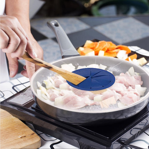 Kitchen Tool Creative Egg Bowl Whisks Screen Cover Baking Splash Guard Bowl Lids Kitchen Cooking