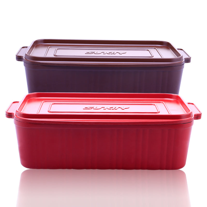 Lunch Box Die-cast Aluminum Box Multifunction Toast Bread Dish Non-stick No Peculiar Smell Loaf Pans