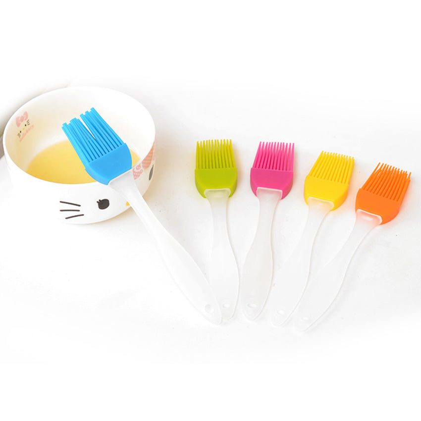 Marebell Silicone Pastry Brushes Silicone Barbecue Basting Brush BBQ Basting Oil Brush Pastry