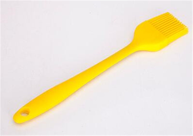 Medjelio Silicone BBQ Cake Pastry Brush Tools Eco-friendly Kitchen Barbecue Bread Oil Cream Pizza