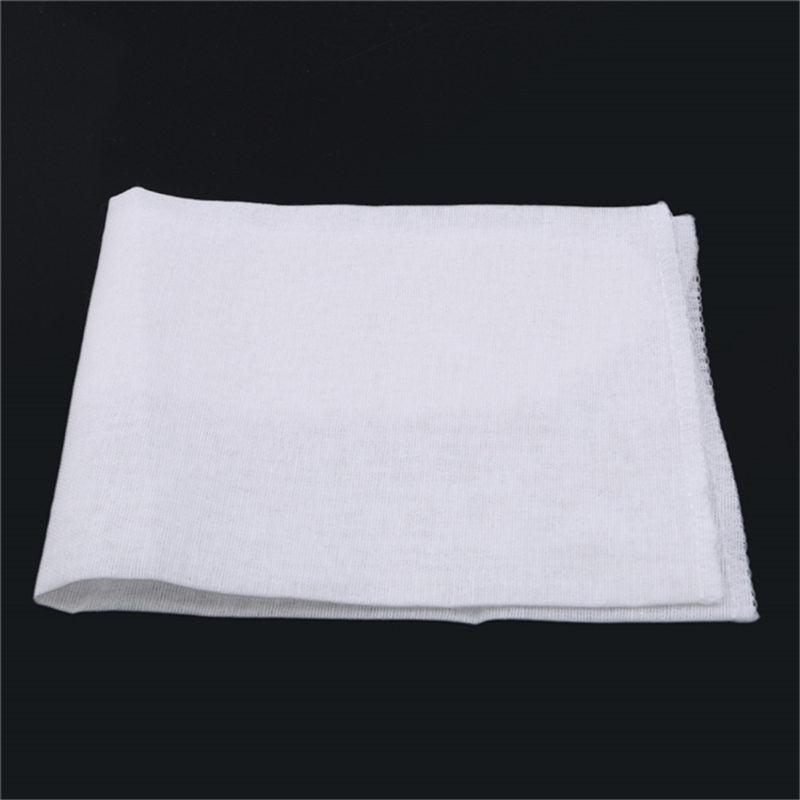 Household Cotton Non-stick Steamer Mat Round Steamed Cloth Steamed Buns Filter Cloth Kitchen