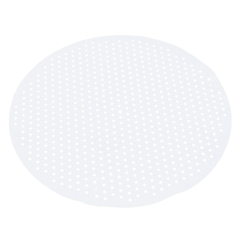 Non-Stick Pad Round Dumplings Mat Eco-friendly Silicone Steamer Steamed Buns Baking Pastry Dim Pad