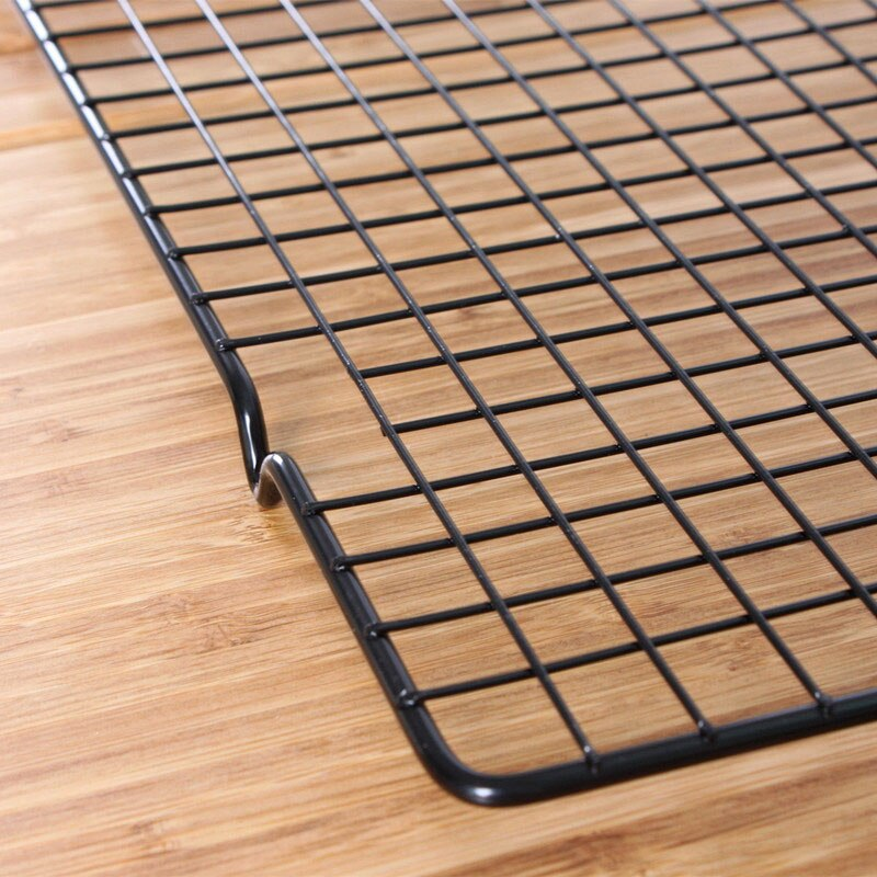 Nonstick Carbon Steel Cake Cooling Rack Holder Cookies Biscuits Bread Drying Cooler Stand Baking