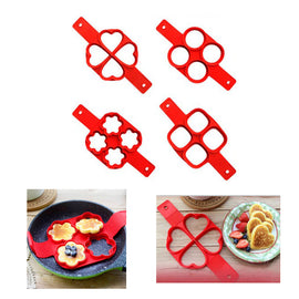 Pancake Maker Egg Ring Maker Nonstick Egg Omelette Mold Kitchen Gadgets Cooking Tools