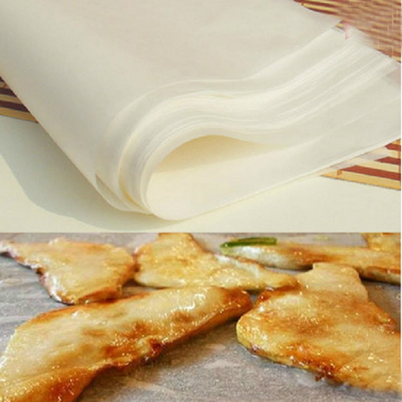 Parchment Paper Baking Sheets Pan Line Paper 20 pcs NonStick Cookie Sheet Oil paper butter non-stick