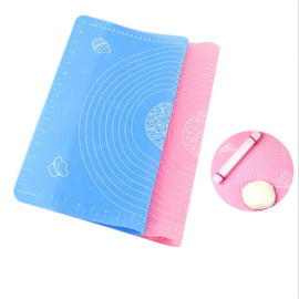 Silicone Baking Mat Thickening Flour Rolling Scale Dough Pad Baking Pastry Rolling 30X40CM