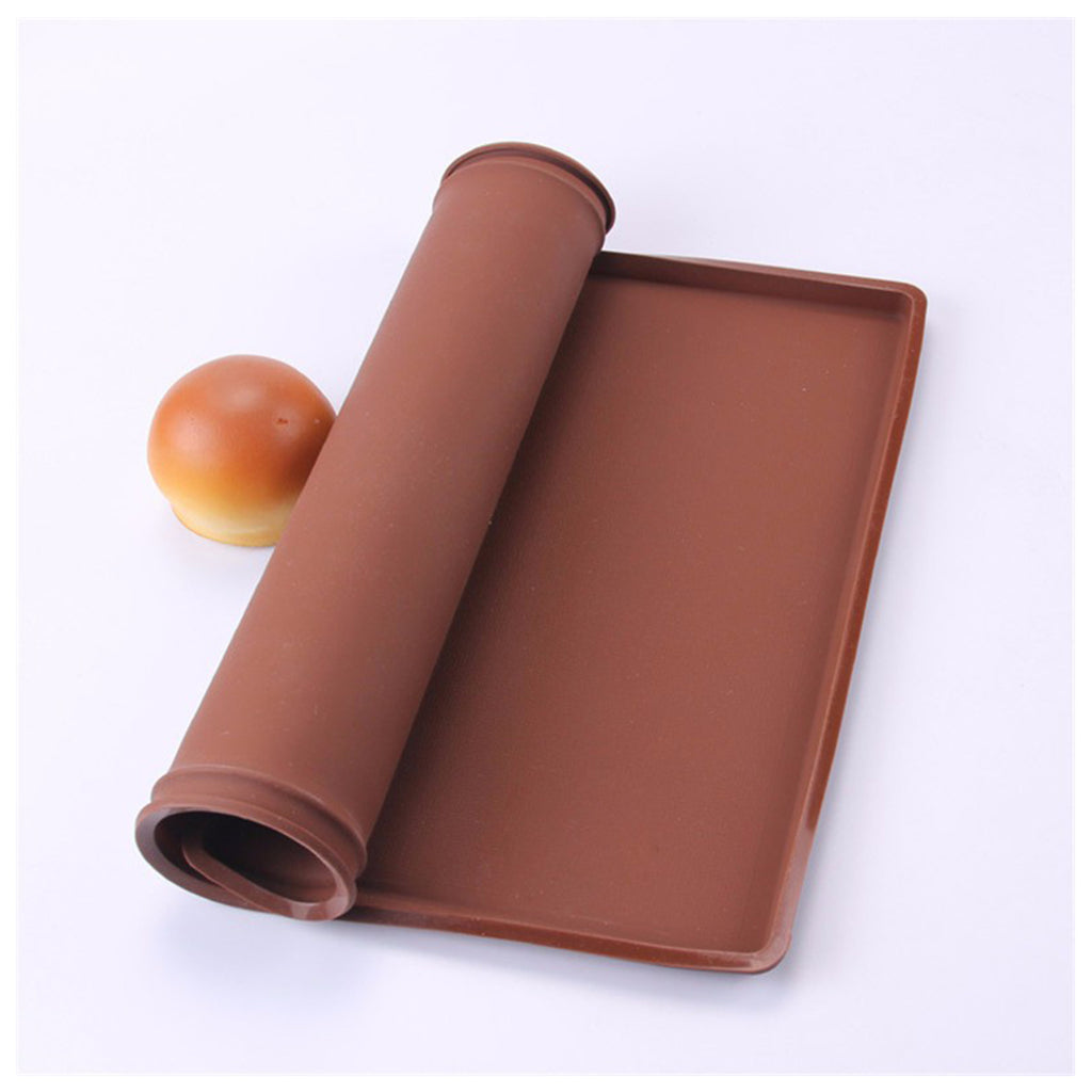 Silicone Mold Swiss Roll Mat Baking Tools Random Color Nonstick Baking Pastry Tools Silicone