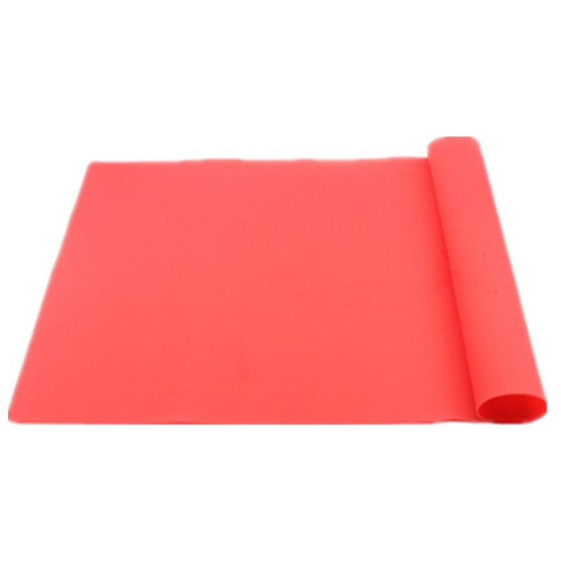Silicone Pad Mat Bakeware Mat Silicone Oven Heat Insulation Pad Cookies Mats Baking Liner
