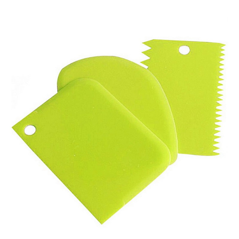 Stainless Steel Wire Cake Cutter Slicer Spatula Silicone Mold Cake Decorating Tools Kitchen Baking