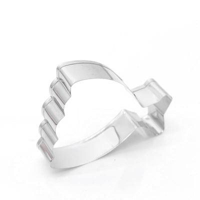 Stainless Steel Women Skirt Shape Cake Mold Cookie Cutter Fondant Cake Decorating Tools Sugarcraft