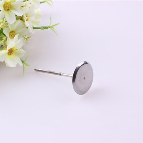 Top Sale Cake Decorating Nails Stainless Steel Cake Flower Needle Cupcake Icing Cream Decorating