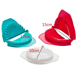 Dough Press Set Dumpling Mould Maker 3 Pcs Creative Kitchen DIY Dumpling Mold  Ravioli Pastry