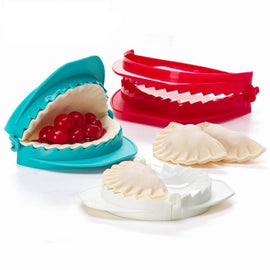 Dough Press Set Dumpling Mould Maker 3 Pcs Creative Kitchen DIY Dumpling Mold  Ravioli Pastry Tools Kitchen Gadgets