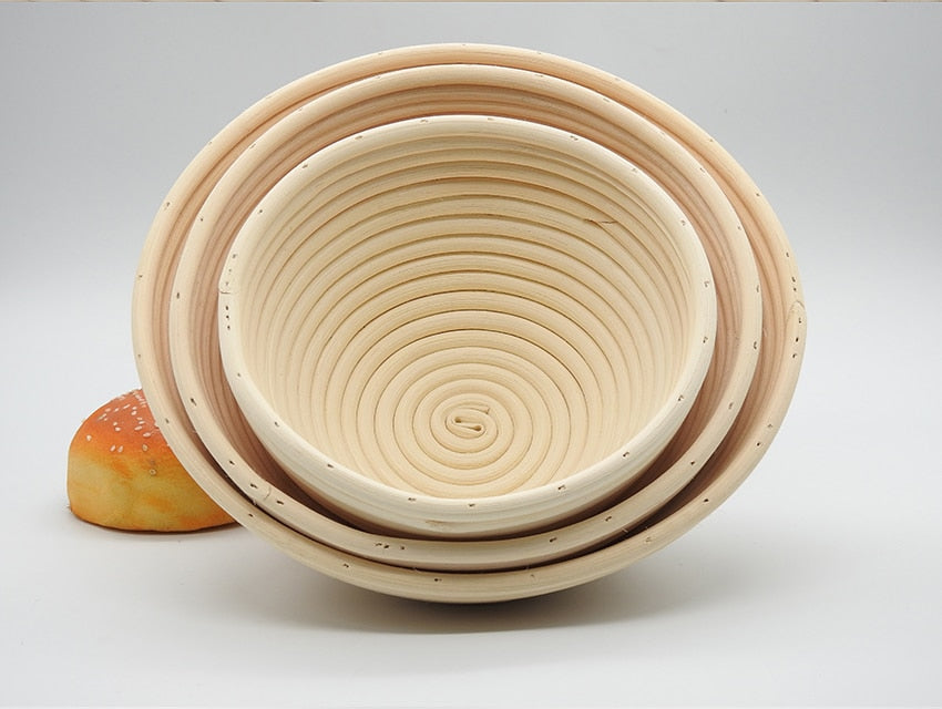 Used For The Rising Or Proofing Bread Dough Banneton Bread Basket