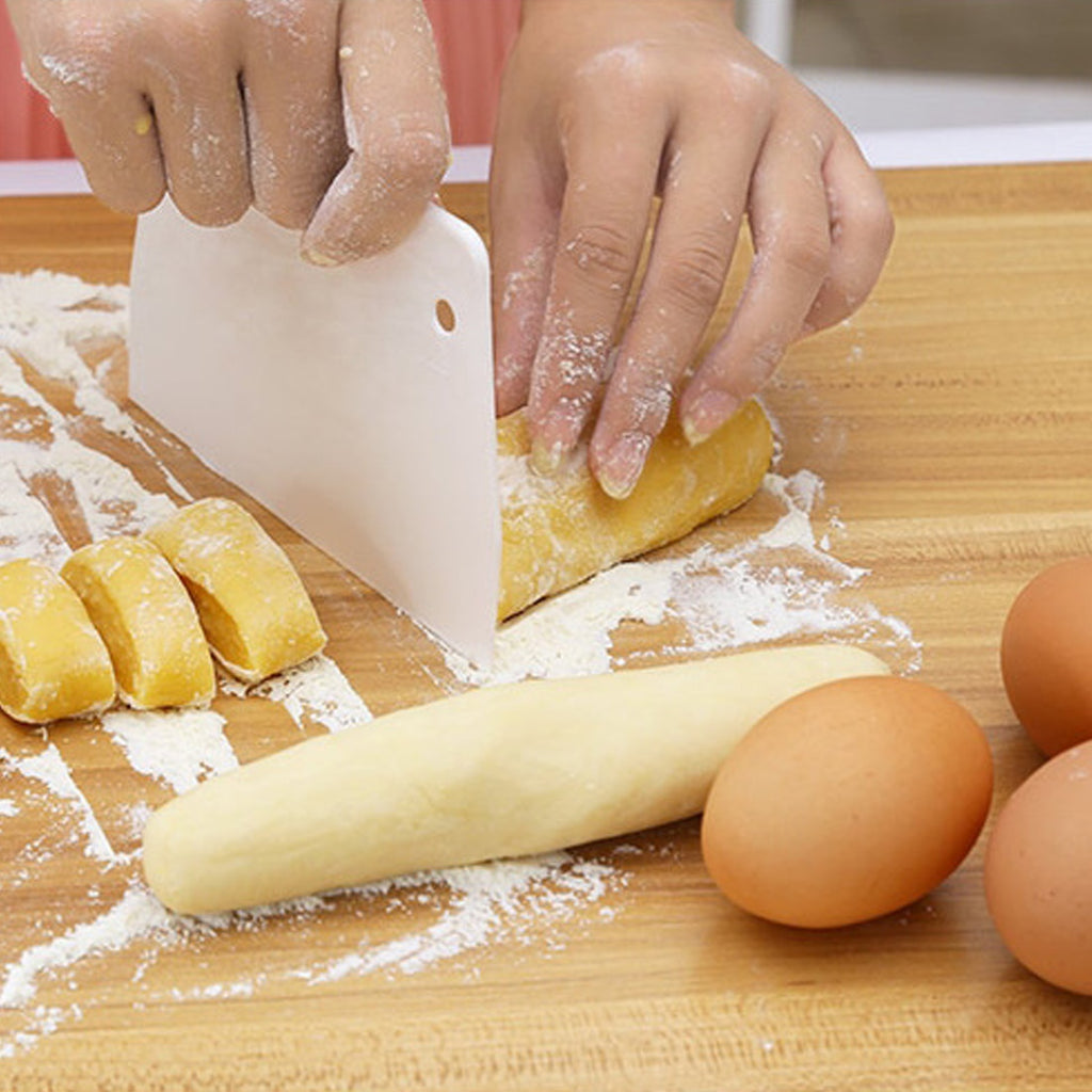 Baking tools  Dough Pizza Cutter Pastry Slicer Blade Cake Bread Pasty Scraper Blade Kitchen Tool