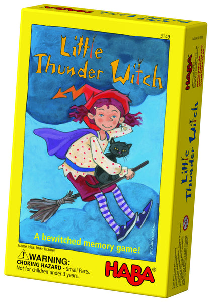 Little Thunder Witch Game | HABA