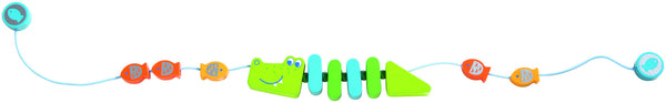 Pram Decoration - Crocodile | HABA