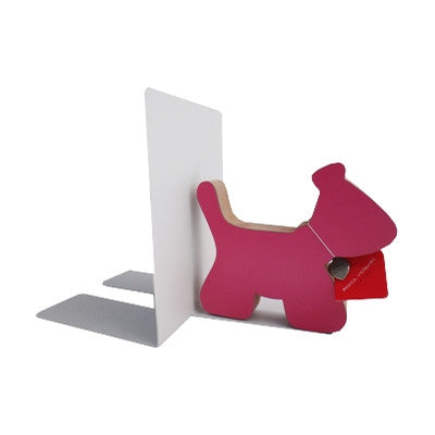 Doggie Bookend - Pink | Theatre Imports