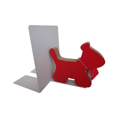 Doggie Bookend - Red | Theatre Imports