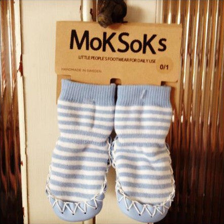 Baby Blue Eyes | MokSoks
