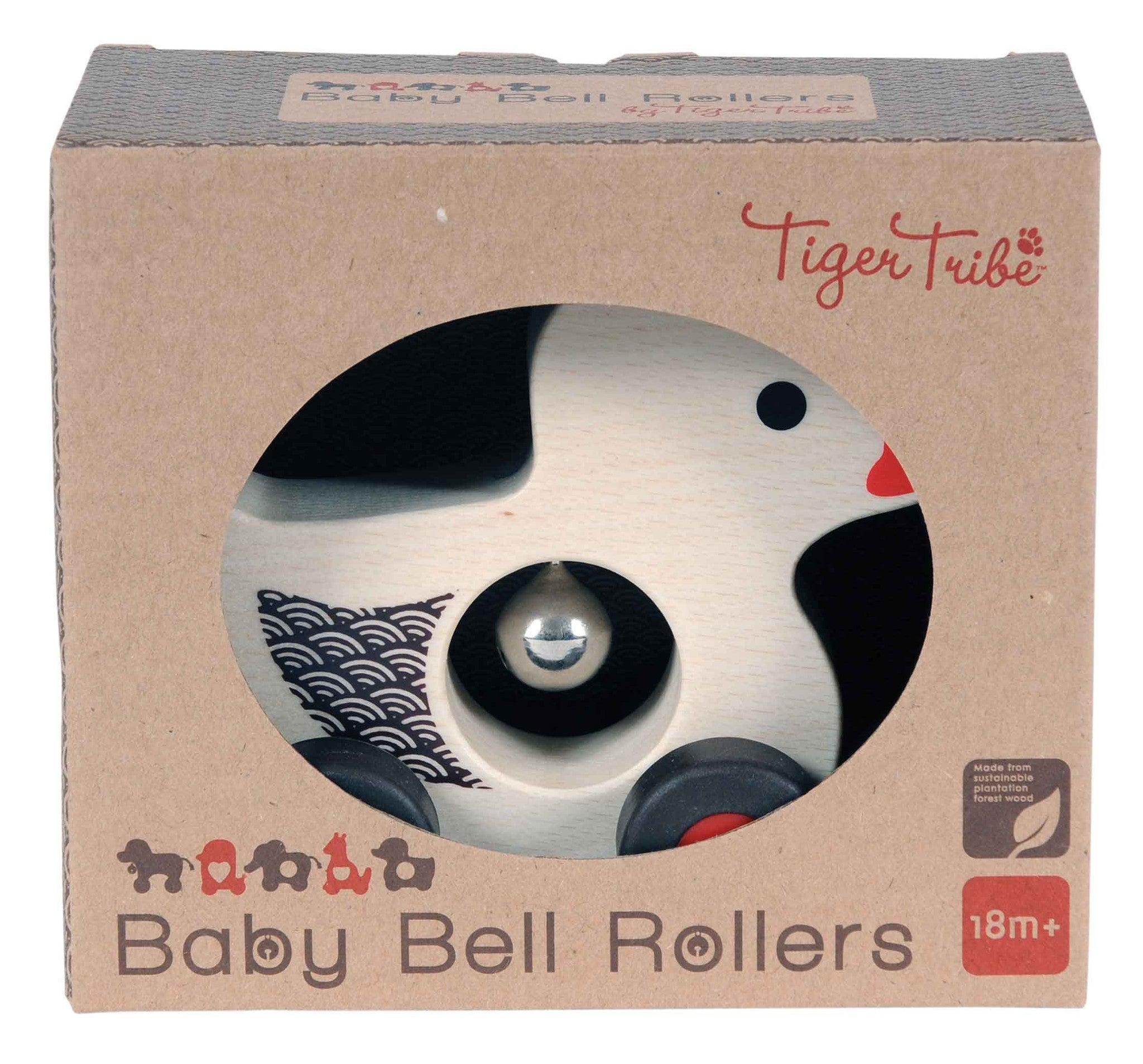 Baby Bell - Duck | Tiger Tribe