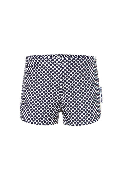 Spotti Dotti Brief - Navy | Babes In the Shade