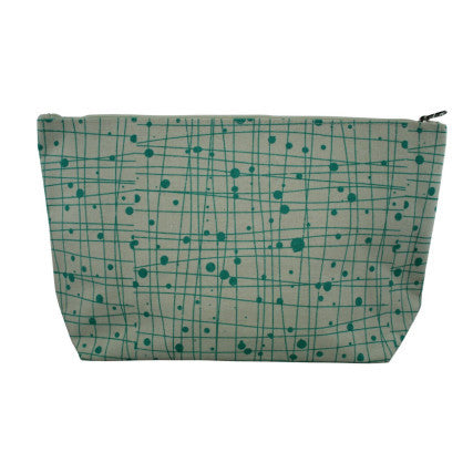 Cosmetic Bag Green | Urban Nest Design