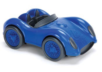Race Car - Blue | Green Toys