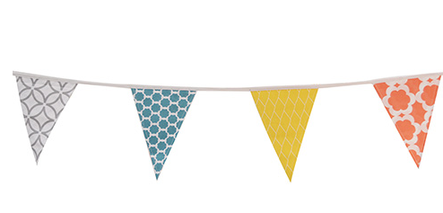 Junior Girls Bunting | Madras Link