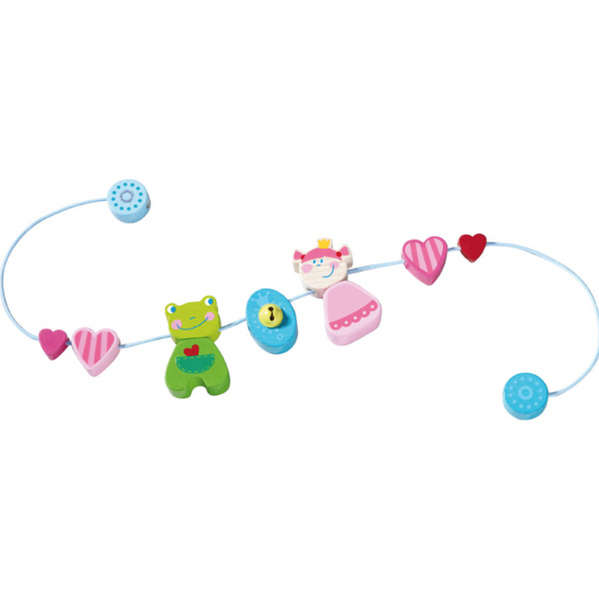 Pram Decoration - Heart Princess | HABA