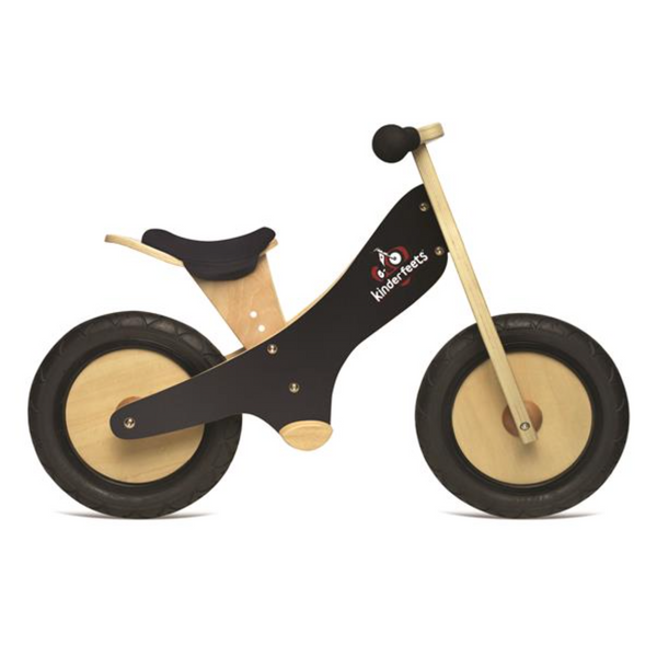 Black Chalkboard Balance Bike | Kinderfeet