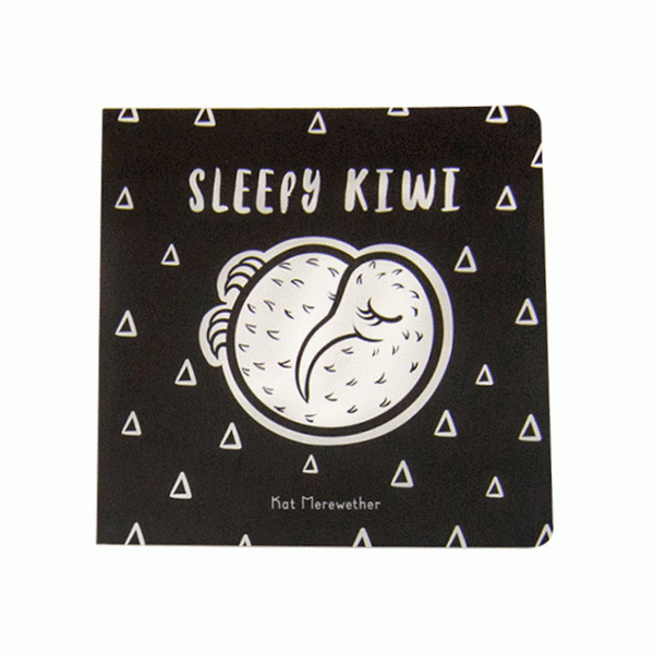 Sleepy Kiwi Book | Little Sleepy