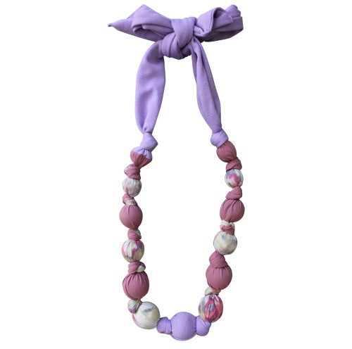 Necklace - Sherbet Cotton Pretty | Daisy&Moose