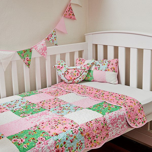 Alice Cot Quilt | Linen 'n' Things