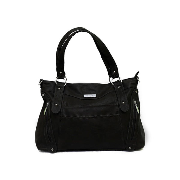 Tempt - Charcoal | Total Bag Envy
