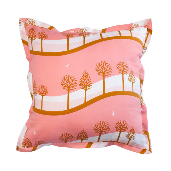 Cushion Cover - Origami Forest Piggy | One Kind