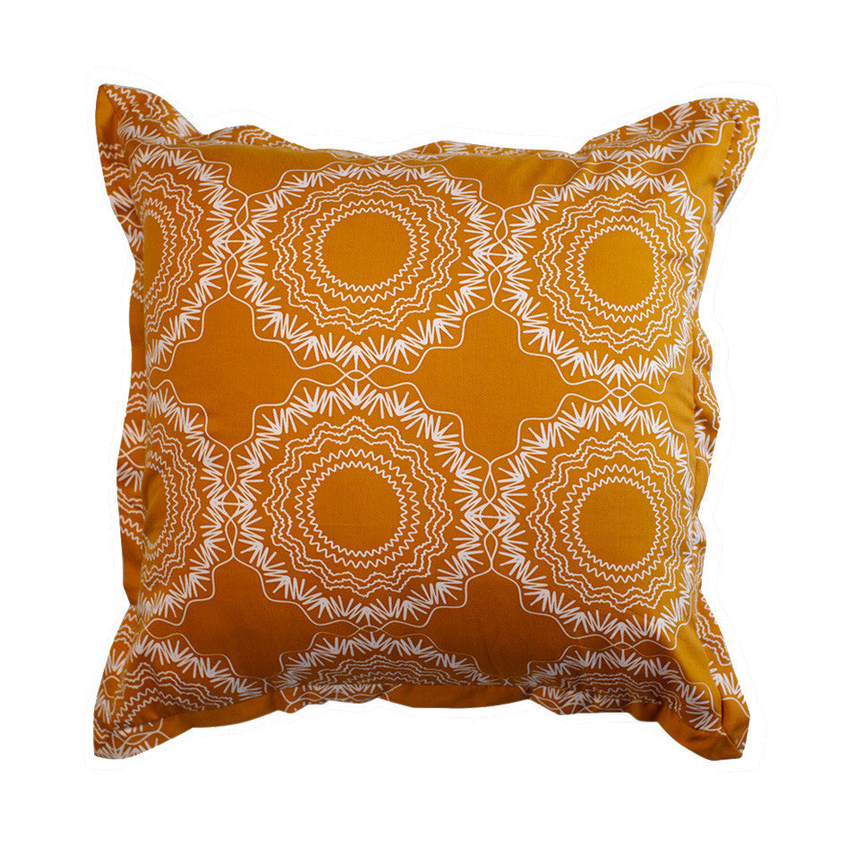 Cushion Cover - Origami Gold | One Kind
