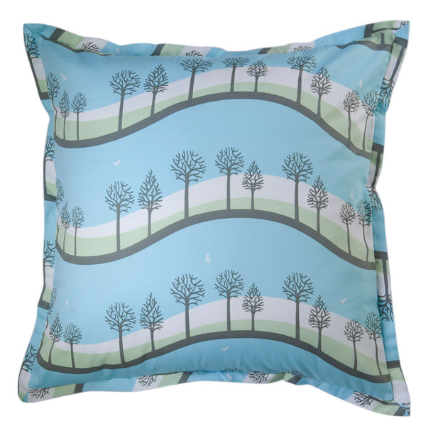 Cushion Cover - Origami Forest Pistachio | One Kind