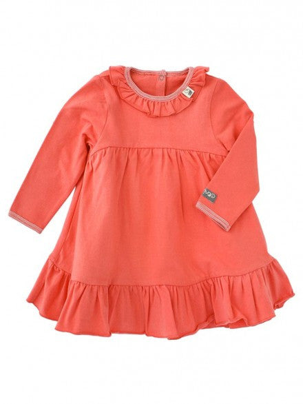Enfant Dress - Tangerine | e3-M