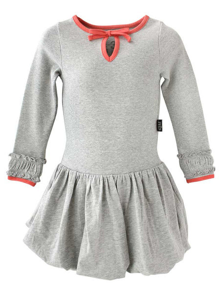 Balloon Dress - Grey | e3-M