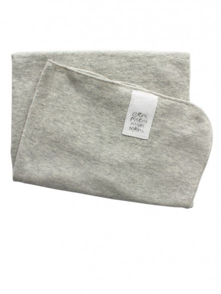 Wool Cashmere Wrap - Snow | e3-M