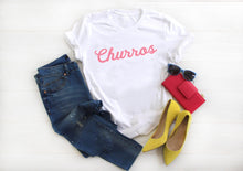 Load image into Gallery viewer, Churros Short-Sleeve Unisex T-Shirt - Next Stop Main Street