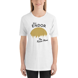 Visit Endor Shirt, The Forest Moon | Star Wars Galaxy's Edge T-Shirt - Next Stop Main Street