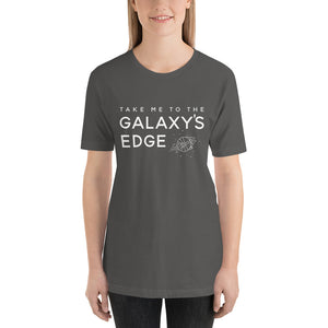 Galaxy's Edge Short-Sleeve Unisex T-Shirt (more colors available)