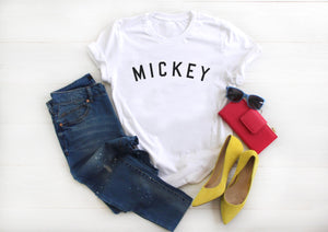 Mickey Short-Sleeve Unisex T-Shirt - Next Stop Main Street