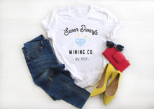 Load image into Gallery viewer, Seven Dwarfs Mining Co. Short-Sleeve Unisex T-Shirt (more colors available) - Next Stop Main Street