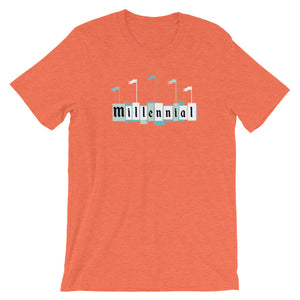 Millennial Disney Inspired T-Shirt (more colors available) - Next Stop Main Street