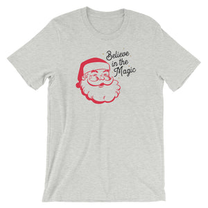 Christmas Believe in the Magic Unisex T-Shirt (more colors available) - Next Stop Main Street