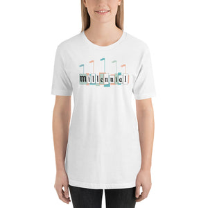 Millennials Disney Inspired T-Shirt - Next Stop Main Street